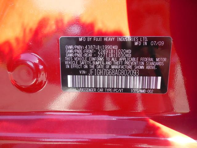 2010 Subaru Impreza WRX Leesburg, Virginia 19