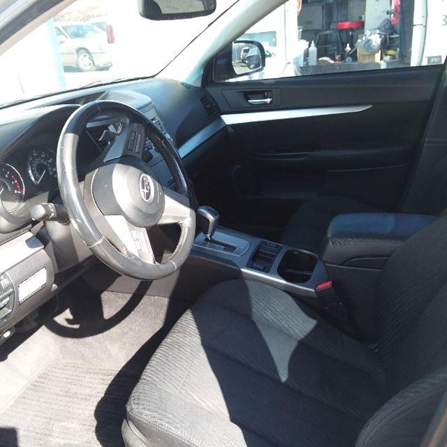 2010 Subaru Legacy Prem All-Weather Golden, Colorado 4