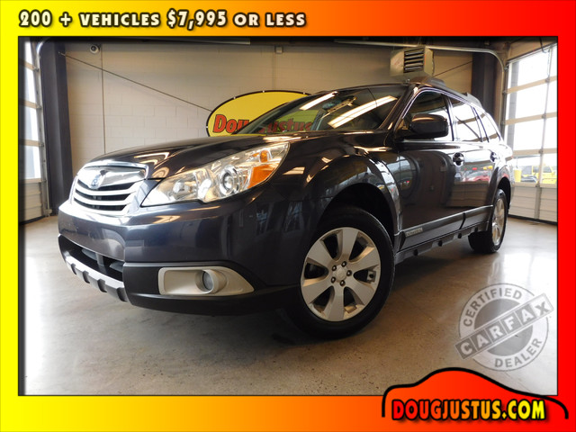 2010 Subaru Outback Premium All-Weather  city TN  Doug Justus Auto Center Inc  in Airport Motor Mile ( Metro Knoxville ), TN