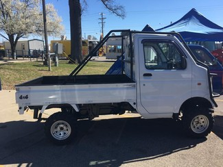 2010 Suzuki 4 X 4 Minitruck (A/C)  in Eaton CO