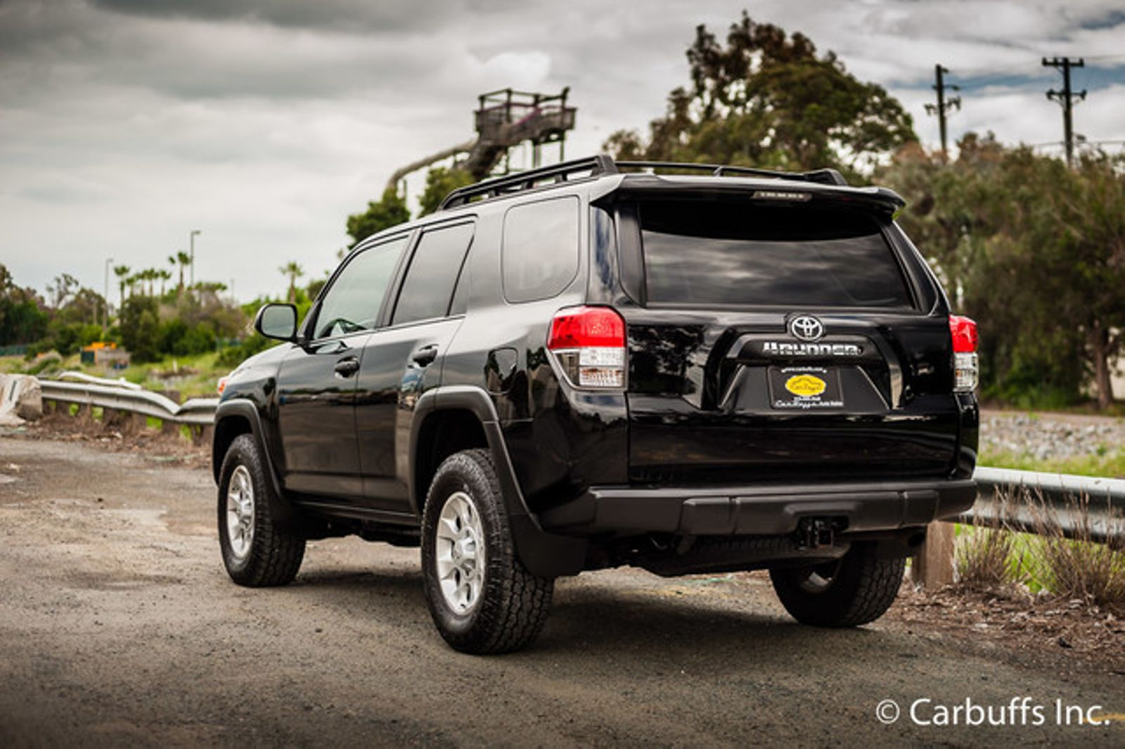 2010 toyota 4runner trail concord ca carbuffs. Black Bedroom Furniture Sets. Home Design Ideas