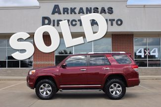 2010 Toyota 4Runner LEATHER LIFTED Conway, Arkansas