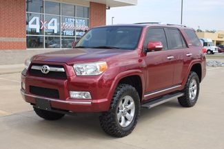 2010 Toyota 4Runner LEATHER LIFTED Conway, Arkansas 1