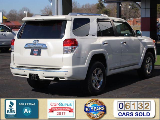 2010 Toyota 4Runner SR5 4WD - SUNROOF! Mooresville , NC 2