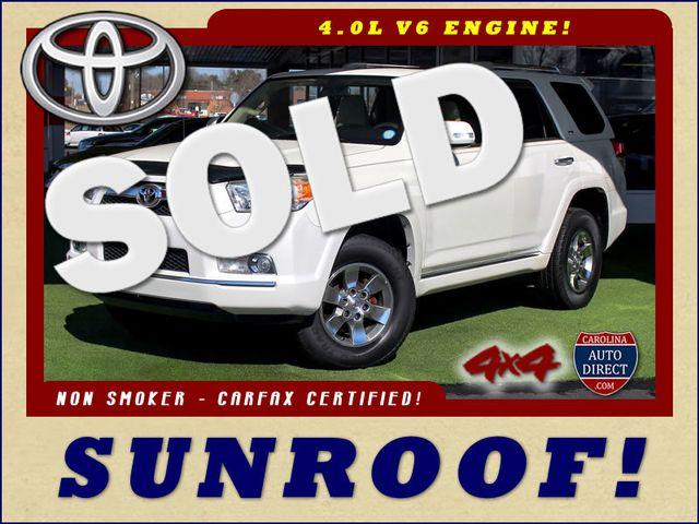 2010 Toyota 4Runner SR5 4WD - SUNROOF! Mooresville , NC 0