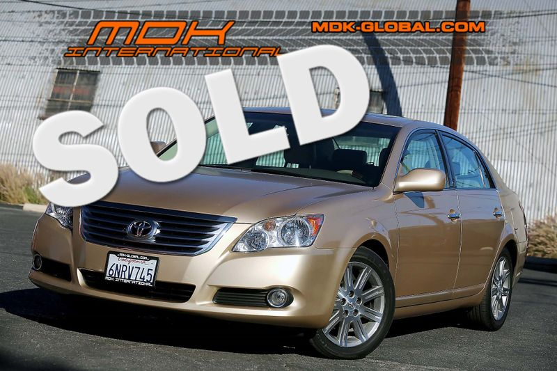 2010 Toyota Avalon Limited - Navigation - Heated  Cooled seats  city California  MDK International  in Los Angeles, California