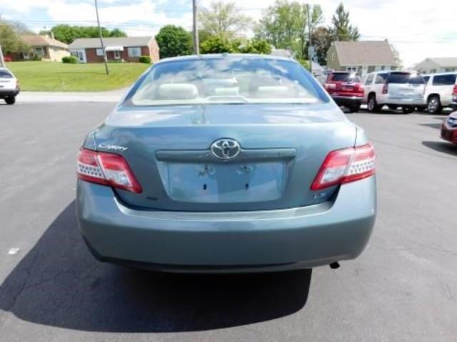 2010 Toyota Camry LE Ephrata, PA 4