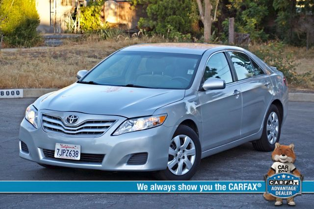 2010 Toyota CAMRY LE AUTOMATIC ONLY 44K  MLS CRUISE CONTROL SERVICE RECORDS Woodland Hills, CA 0