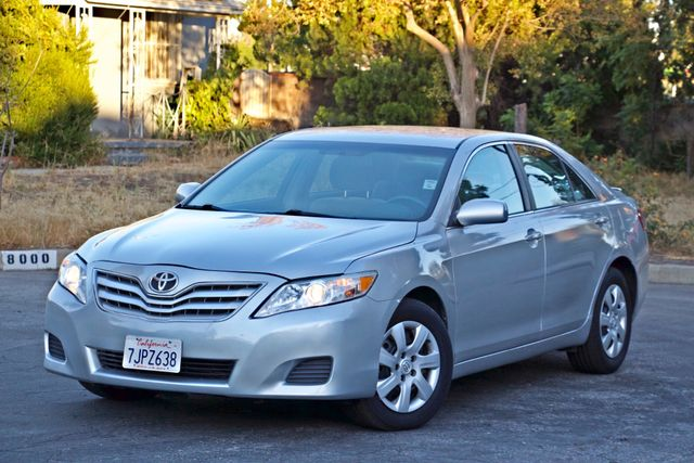 2010 Toyota CAMRY LE AUTOMATIC ONLY 44K  MLS CRUISE CONTROL SERVICE RECORDS Woodland Hills, CA 1