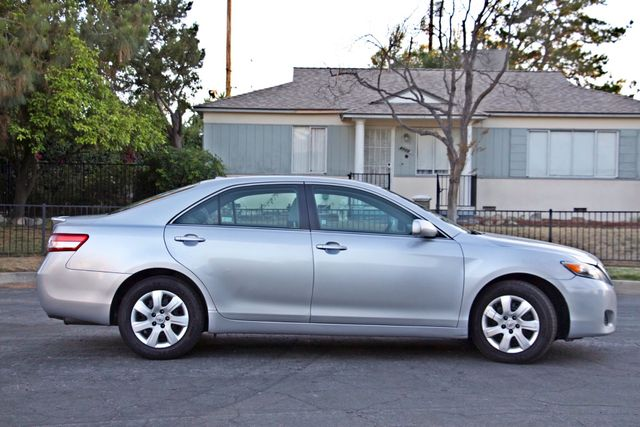 2010 Toyota CAMRY LE AUTOMATIC ONLY 44K  MLS CRUISE CONTROL SERVICE RECORDS Woodland Hills, CA 10