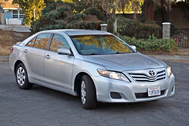 2010 Toyota CAMRY LE AUTOMATIC ONLY 44K  MLS CRUISE CONTROL SERVICE RECORDS Woodland Hills, CA 11