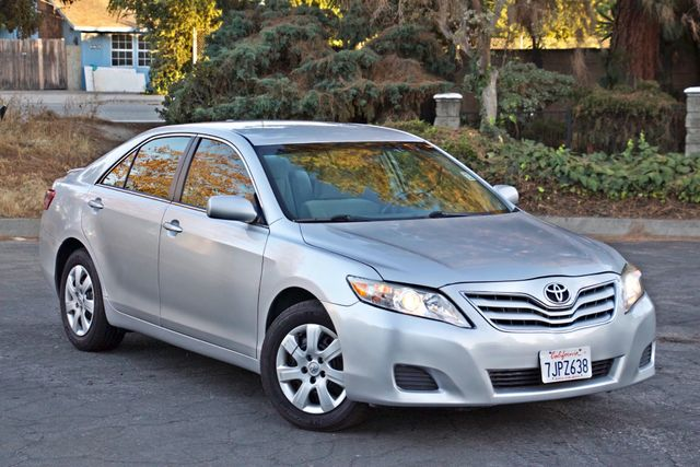 2010 Toyota CAMRY LE AUTOMATIC ONLY 44K  MLS CRUISE CONTROL SERVICE RECORDS Woodland Hills, CA 12