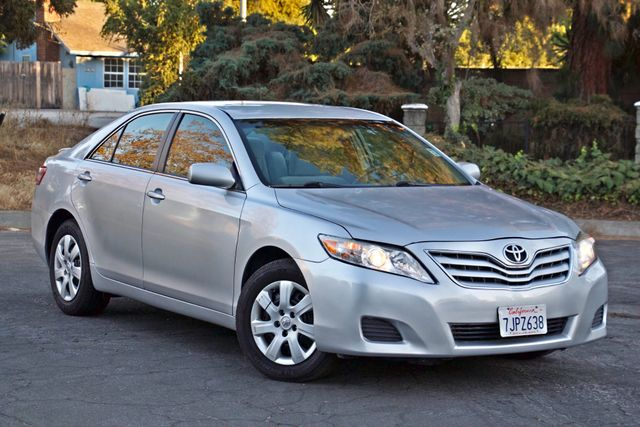 2010 Toyota CAMRY LE AUTOMATIC ONLY 44K  MLS CRUISE CONTROL SERVICE RECORDS Woodland Hills, CA 13