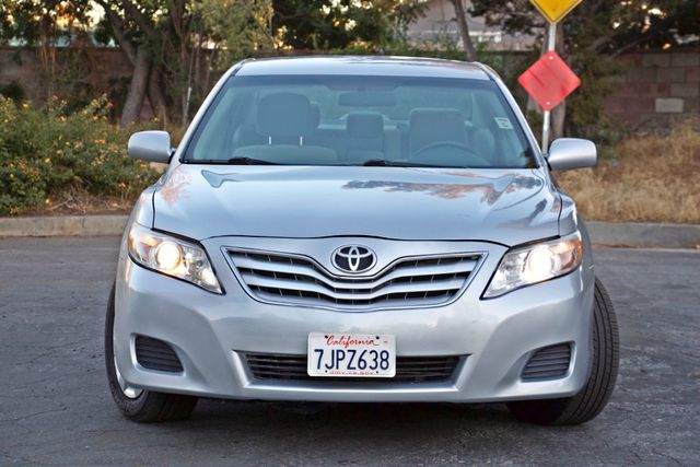 2010 Toyota CAMRY LE AUTOMATIC ONLY 44K  MLS CRUISE CONTROL SERVICE RECORDS Woodland Hills, CA 14