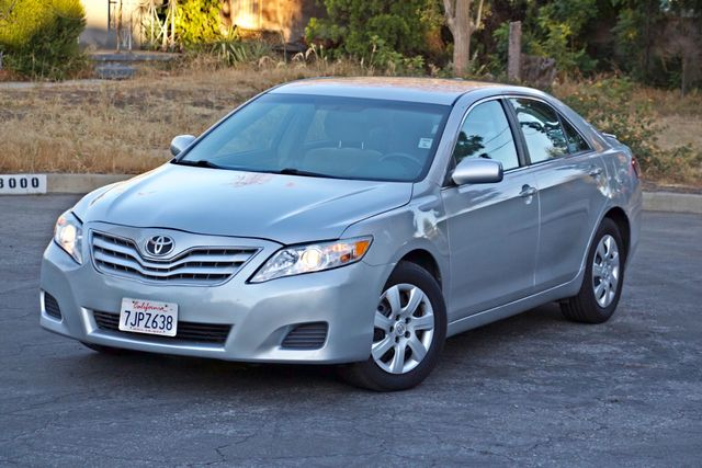 2010 Toyota CAMRY LE AUTOMATIC ONLY 44K  MLS CRUISE CONTROL SERVICE RECORDS Woodland Hills, CA 2