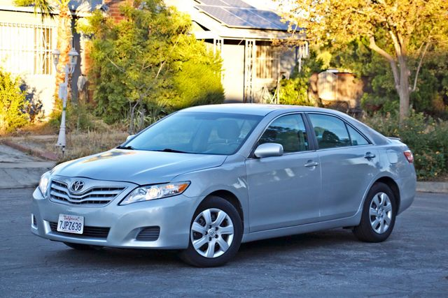2010 Toyota CAMRY LE AUTOMATIC ONLY 44K  MLS CRUISE CONTROL SERVICE RECORDS Woodland Hills, CA 3
