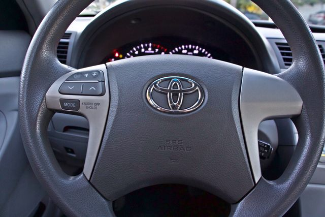 2010 Toyota CAMRY LE AUTOMATIC ONLY 44K  MLS CRUISE CONTROL SERVICE RECORDS Woodland Hills, CA 18