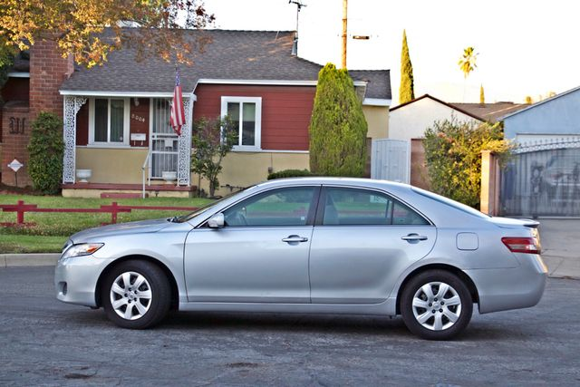 2010 Toyota CAMRY LE AUTOMATIC ONLY 44K  MLS CRUISE CONTROL SERVICE RECORDS Woodland Hills, CA 5