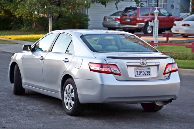 2010 Toyota CAMRY LE AUTOMATIC ONLY 44K  MLS CRUISE CONTROL SERVICE RECORDS Woodland Hills, CA 7