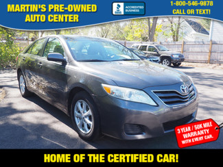 2010 Toyota Camry in Whitman Massachusetts