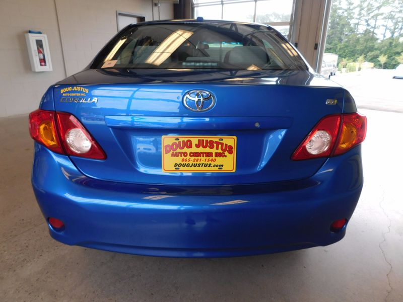 2010 Toyota Corolla LE  city TN  Doug Justus Auto Center Inc  in Airport Motor Mile ( Metro Knoxville ), TN