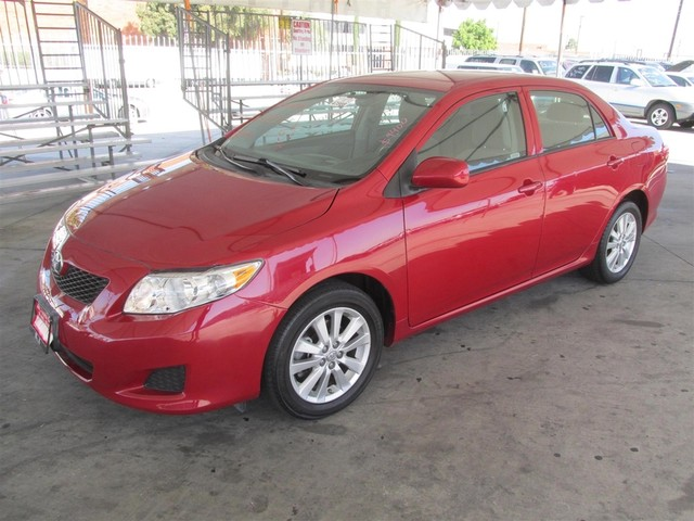 2010 Toyota Corolla LE This particular vehicle has a SALVAGE title Please call or email to check