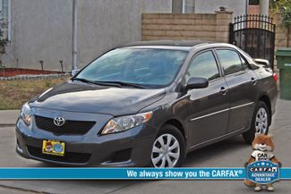 2010 Toyota COROLLA LE 1-OWNER 43K MLS SERVICE RECORDS NEW TIRES CRUISE CONTROL POWER WINDOWS Woodland Hills, CA