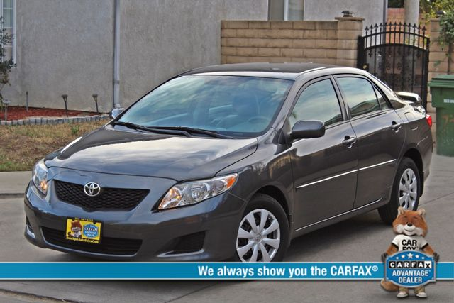2010 Toyota COROLLA LE 1-OWNER 43K MLS SERVICE RECORDS NEW TIRES CRUISE CONTROL POWER WINDOWS Woodland Hills, CA 0
