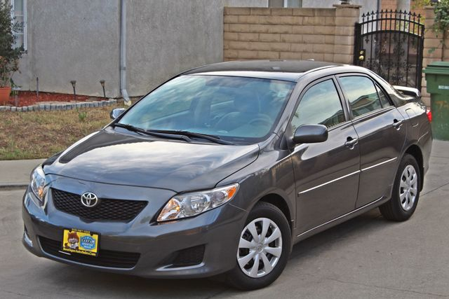 2010 Toyota COROLLA LE 1-OWNER 43K MLS SERVICE RECORDS NEW TIRES CRUISE CONTROL POWER WINDOWS Woodland Hills, CA 1