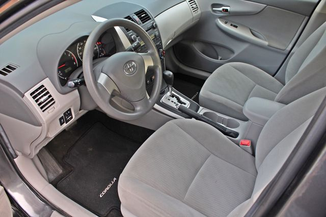 2010 Toyota COROLLA LE 1-OWNER 43K MLS SERVICE RECORDS NEW TIRES CRUISE CONTROL POWER WINDOWS Woodland Hills, CA 14