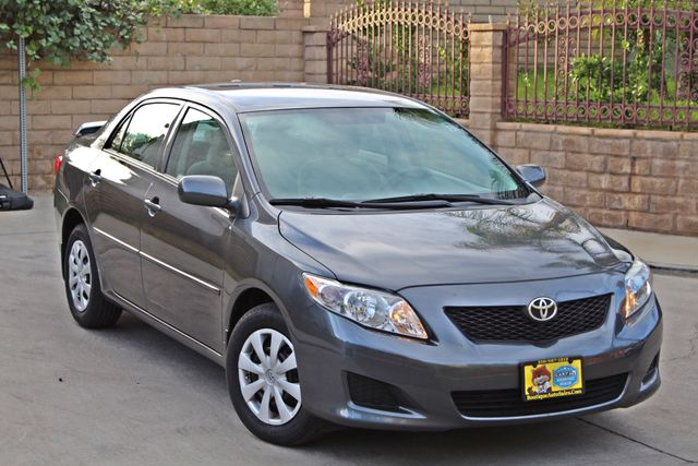 2010 Toyota COROLLA LE 1-OWNER 43K MLS SERVICE RECORDS NEW TIRES CRUISE CONTROL POWER WINDOWS Woodland Hills, CA 8