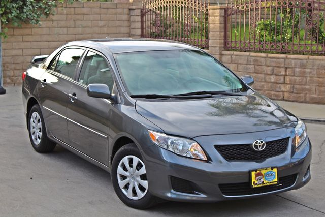 2010 Toyota COROLLA LE 1-OWNER 43K MLS SERVICE RECORDS NEW TIRES CRUISE CONTROL POWER WINDOWS Woodland Hills, CA 9