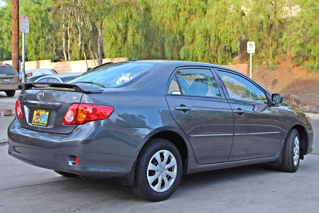 2010 Toyota COROLLA LE 1-OWNER 43K MLS SERVICE RECORDS NEW TIRES CRUISE CONTROL POWER WINDOWS Woodland Hills, CA 6