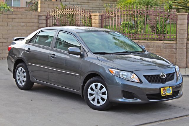 2010 Toyota COROLLA LE 1-OWNER 43K MLS SERVICE RECORDS NEW TIRES CRUISE CONTROL POWER WINDOWS Woodland Hills, CA 7