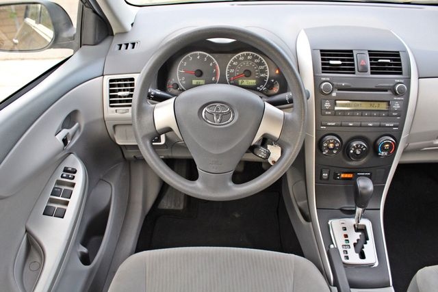 2010 Toyota COROLLA LE 1-OWNER 43K MLS SERVICE RECORDS NEW TIRES CRUISE CONTROL POWER WINDOWS Woodland Hills, CA 21