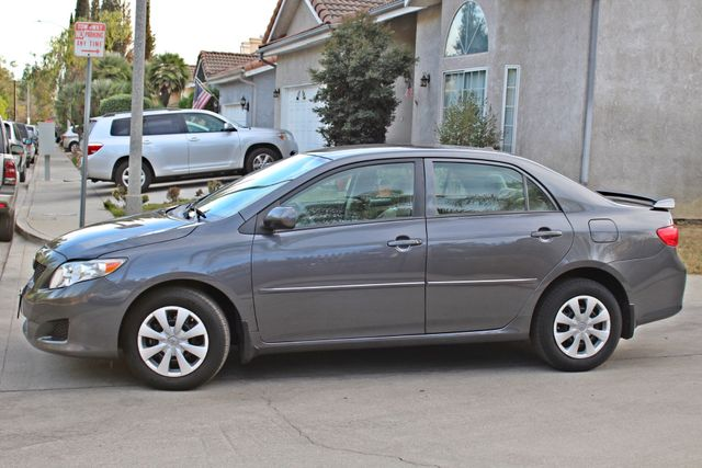 2010 Toyota COROLLA LE 1-OWNER 43K MLS SERVICE RECORDS NEW TIRES CRUISE CONTROL POWER WINDOWS Woodland Hills, CA 3