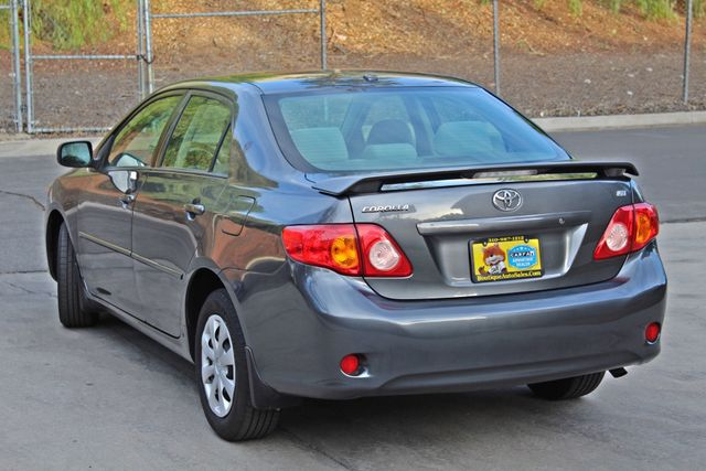2010 Toyota COROLLA LE 1-OWNER 43K MLS SERVICE RECORDS NEW TIRES CRUISE CONTROL POWER WINDOWS Woodland Hills, CA 4