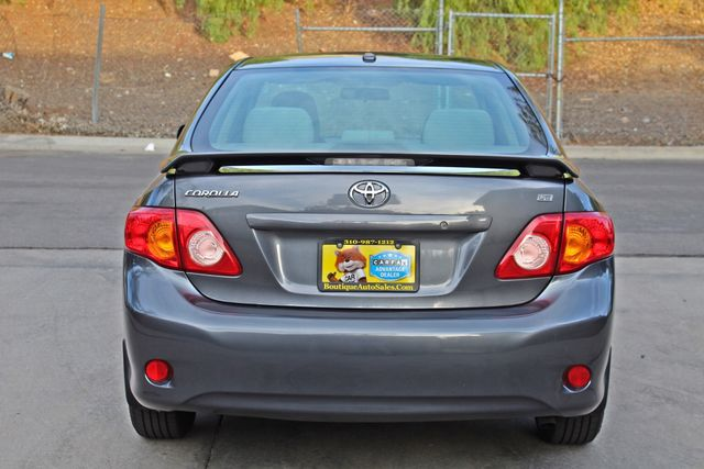 2010 Toyota COROLLA LE 1-OWNER 43K MLS SERVICE RECORDS NEW TIRES CRUISE CONTROL POWER WINDOWS Woodland Hills, CA 5