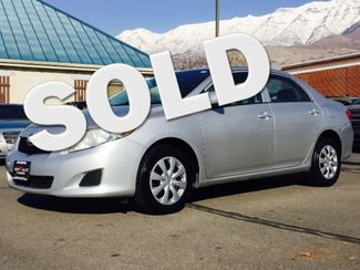 2010 Toyota Corolla LE 4-Speed AT LINDON, UT