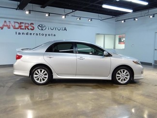 2010 Toyota Corolla S Little Rock, Arkansas 1