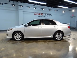 2010 Toyota Corolla S Little Rock, Arkansas 5