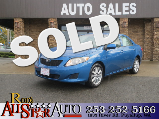 2010 Toyota Corolla The CARFAX Buy Back Guarantee that comes with this vehicle means that you can