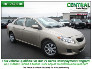 2010 Toyota COROLLA/PW in Hot Springs AR