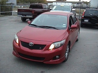 2010 Toyota Corolla S 4-Speed AT San Antonio, Texas 1