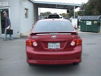 2010 Toyota Corolla S 4-Speed AT San Antonio, Texas 5