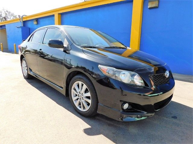 2010 Toyota Corolla Limited warranty included to assure your worry-free purchase AutoCheck report
