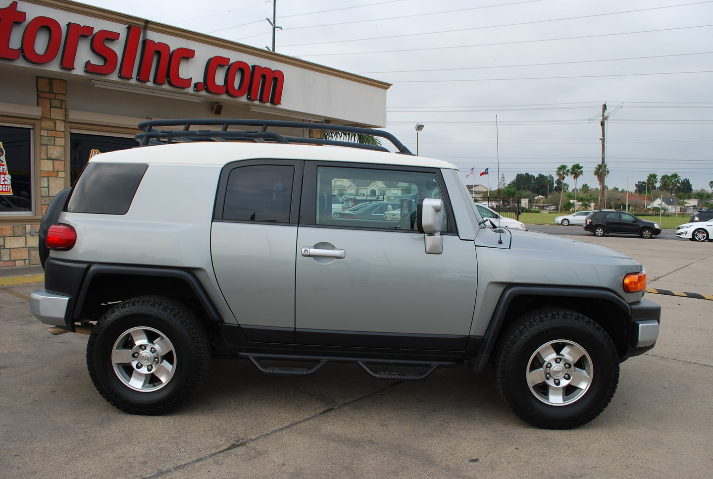2010 toyota fj cruiser brownsville tx english motors