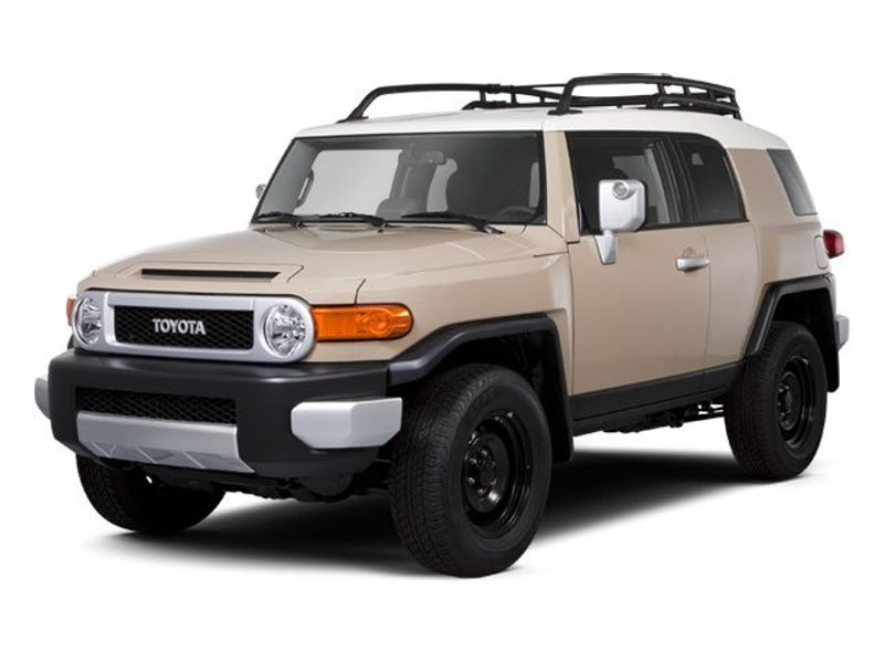 2010 Toyota FJ Cruiser SR  city TX  College Station Ford - Used Cars  in Bryan-College Station, TX