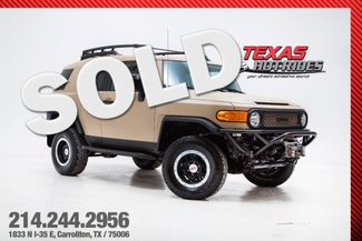 2010 Toyota FJ Cruiser Trail Teams Kevlar Lined With Many Upgrades | Carrollton, TX | Texas Hot Rides in Carrollton