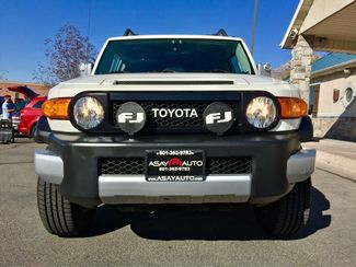 2010 Toyota FJ Cruiser 4WD AT LINDON, UT 5